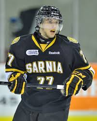 D-Man DeAngelo Lighting Up the OHL