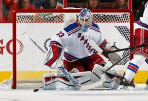 Rookie Cam Talbot Defies the Odds and Shakes Up the Rangers
